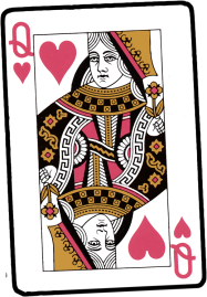 E_PlayingCardQueen_DBDesigns