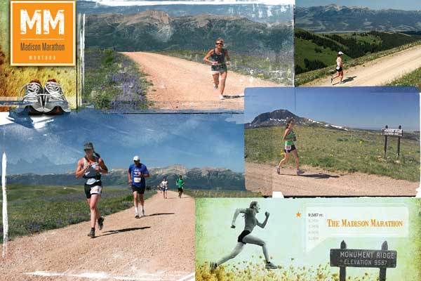 The Madison is not only the highest road marathon in America, but it also likes walkers.