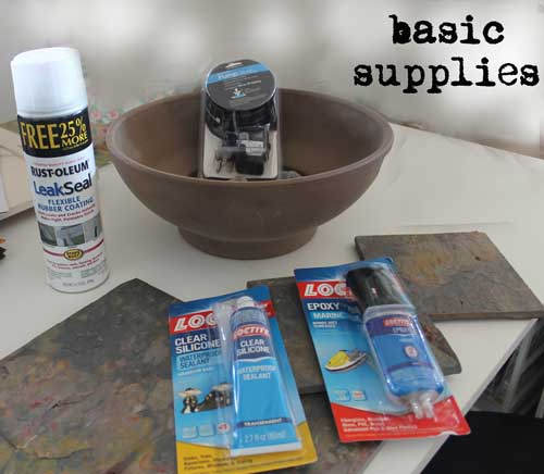 fountain-supplies
